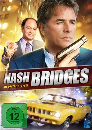 Nash Bridges - Staffel 3 (6 DVDs)