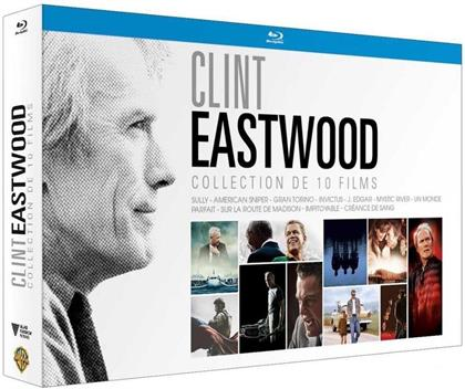 Clint Eastwood - Collection de 10 films (Box, 10 Blu-rays)