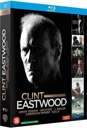 Clint Eastwood - Portrait Collection (5 Blu-rays)