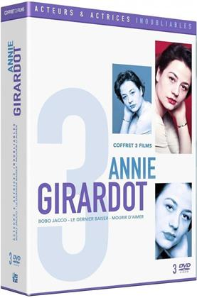Annie Girardot - Mourir d'aimer / Le dernier baiser / Bobo Jacco (3 DVD)