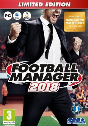 Football Manager 2018 (Limited Edition)