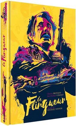 Le Flingueur (1972) (Mediabook, Blu-ray + DVD)