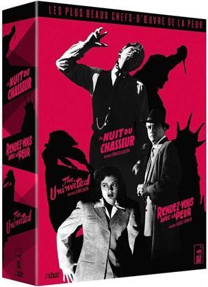 Les Chefs-d'oeuvres de la peur (Box, s/w, 3 DVDs)