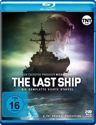 The Last Ship - Staffel 4 (2 Blu-rays)