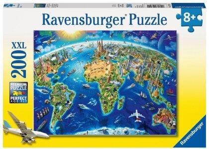 Große, weite Welt - Puzzle