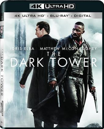 Dark Tower (2017) (Widescreen, 4K Ultra HD + Blu-ray)