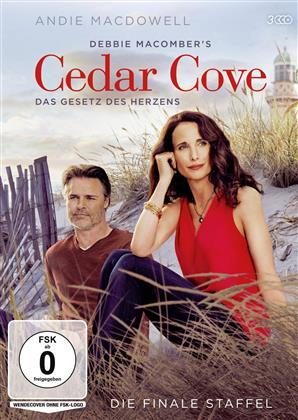 Cedar Cove- Das Gesetz des Herzens - Staffel 3 - Die finale Staffel (3 DVDs)