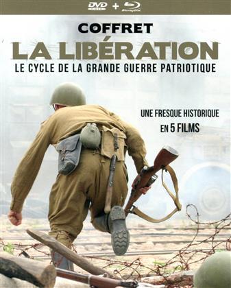 Coffret La libération (3 Blu-rays + 3 DVDs)