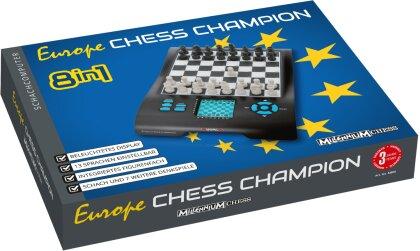 Europe Chess Champion