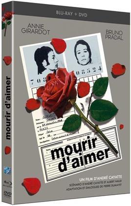 Mourir d'aimer (1971) (4K Restauration, Blu-ray + DVD)