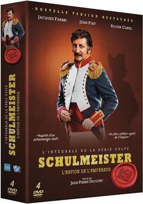 Schulmeister - L'Espion de l'Empereur - L'intégrale (4 DVDs)