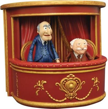 Die Muppets: Statler & Waldorf - Select Actionfiguren Doppelpack