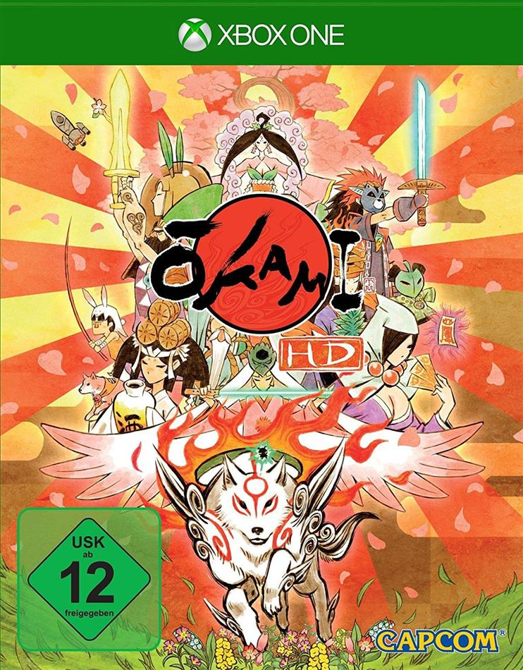Okami HD (German Edition)