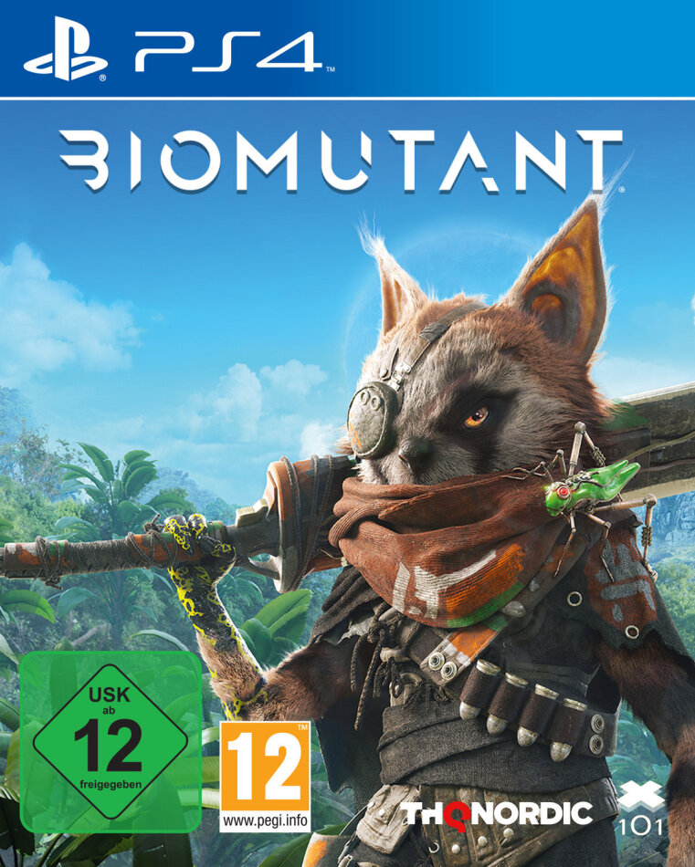 Biomutant (German Edition)