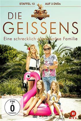 Die Geissens - Staffel 13 (3 DVDs)