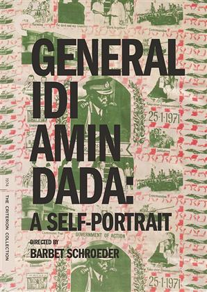 General Idi Amin Dada (1974) (Criterion Collection)