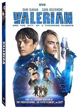 Valerian and the City af a Thousand Planets (2017)
