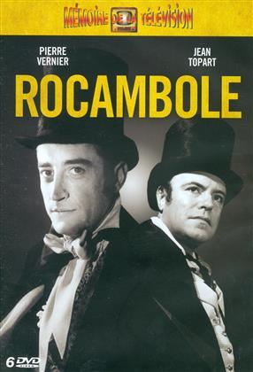 Rocambole - L'Intégrale (Mémoire de la Télévision, s/w, 6 DVDs)