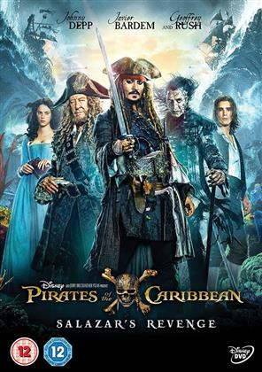 Pirates of the Caribbean 5 - Salazars Revenge (2017)