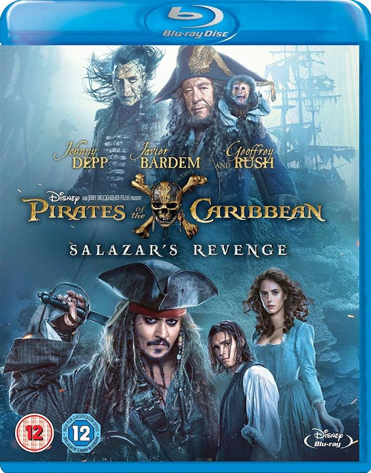 Pirates of the Caribbean 5 - Salazar's Revenge (2017)