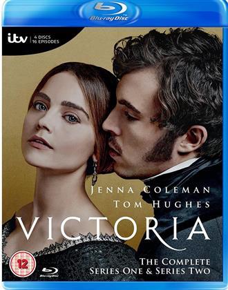Victoria - Season 1&2 (4 Blu-ray)