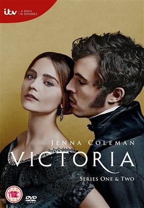 Victoria - Season 1&2 (5 DVD)