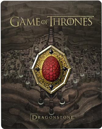 Game Of Thrones - Season 7 (Steelbook, 3 Blu-rays)