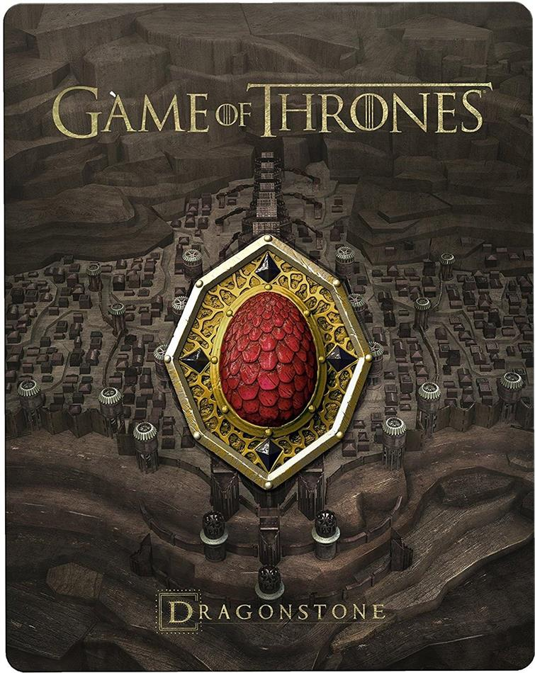 Game Of Thrones - Season 7 (Steelbook, 3 Blu-rays)