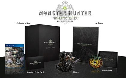 Monster Hunter World (Collector's Edition)