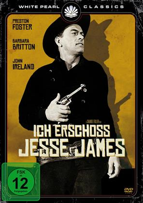 Ich erschoss Jesse James (1949) (White Pearl Classics, s/w)