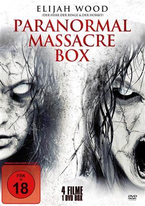 Paranormal Massacre Box - 4 Spielfilme Box