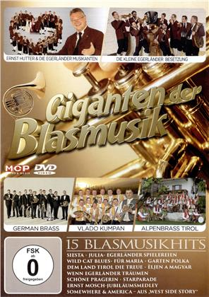 Various Artists - Giganten der Blasmusik