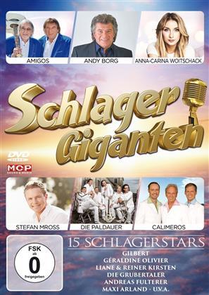 Various Artists - Schlager Giganten