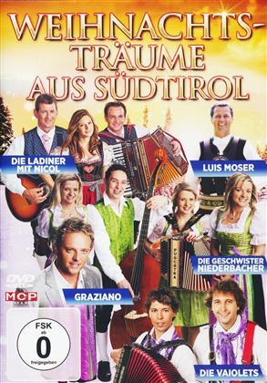Various Artists - Weihnachtsträume aus Südtirol