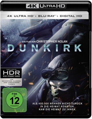 Dunkirk (2017) (4K Ultra HD + Blu-ray)