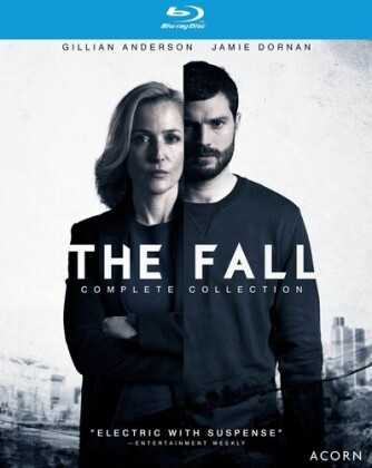 The Fall - Complete Collection - Seasons 1-3 (6 Blu-rays)