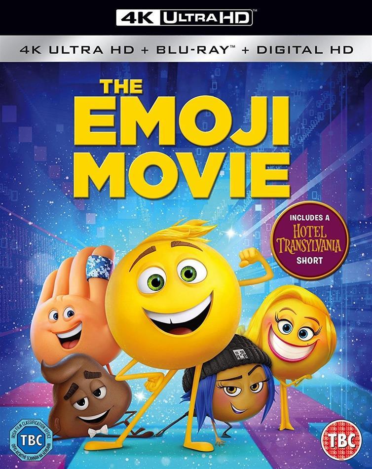 The Emoji Movie 2017 4k Ultra Hd Blu Ray Cede Com