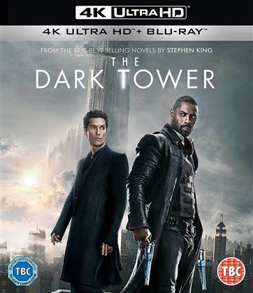 The Dark Tower (2017) (4K Ultra HD + Blu-ray)