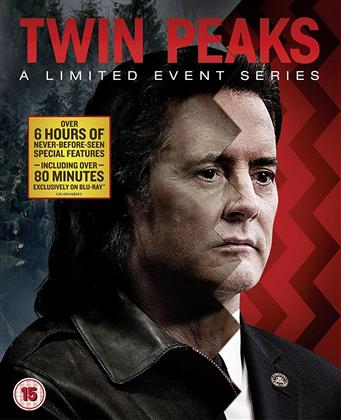 Twin Peaks - Season 3 - A limited Event Series (8 Blu-rays)