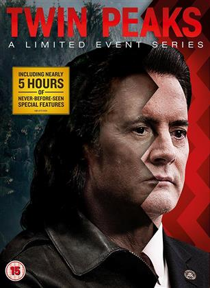 Twin Peaks - Season 3 - A limited Event Series (8 DVDs)