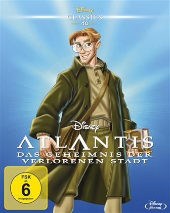 Atlantis - Das Geheimnis der verlorenen Stadt (2001) (Disney Classics)