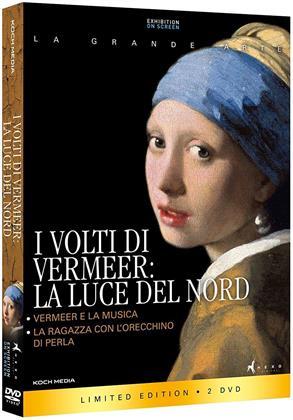 I Volti di Vermeer - La luce del Nord (2016) (Limited Edition, 2 DVDs)