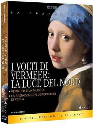 I Volti di Vermeer - La luce del Nord (2016) (Edizione Limitata, 2 Blu-ray)