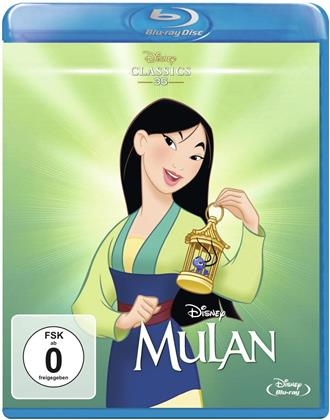 Mulan (1998) (Disney Classics)
