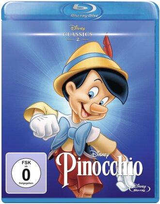 Pinocchio (1940) (Disney Classics)
