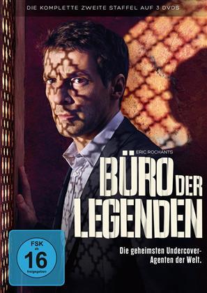 Büro der Legenden - Staffel 2 (3 DVDs)