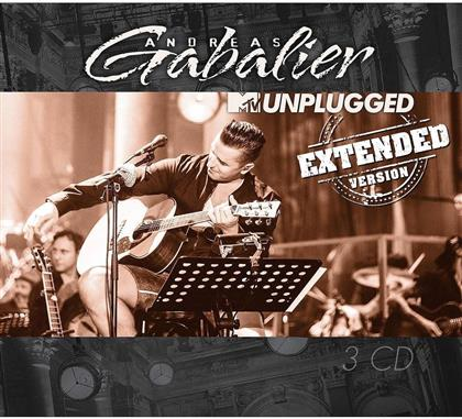 Andreas Gabalier - Mtv Unplugged (Extended Edition, 3 CDs)