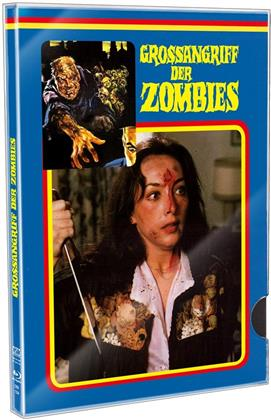 Grossangriff der Zombies (1980) (Glasbox, Limited Edition, Uncut, Blu-ray + DVD)