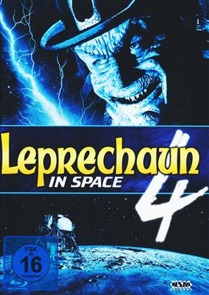 Leprechaun 4 - In Space (1996) (Cover A, Collector's Edition, Edizione Limitata, Mediabook, Blu-ray + DVD)
