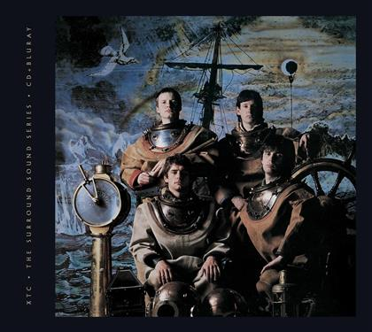 XTC - Black Sea (2017 Reissue, Definitive Edition, CD + Blu-ray)